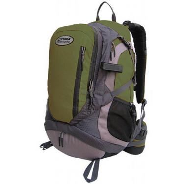 Рюкзак Terra Incognita Compass 40 green / gray Фото