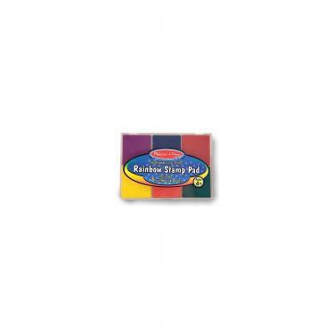 Набор для творчества Melissa&Doug Разноцветные чернила для штампов Фото