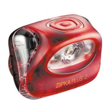 Фонарь Petzl Tikka Plus 2 red Фото 2