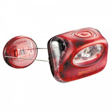 Фонарь Petzl Tikka Plus 2 red Фото