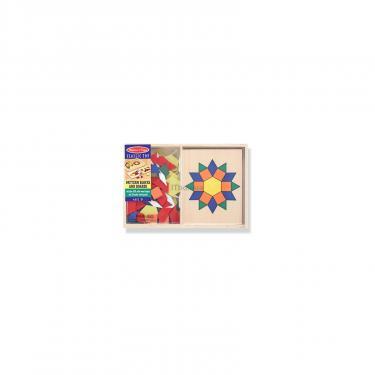 Развивающая игрушка Melissa&Doug Крупноформатная мозаика Фото