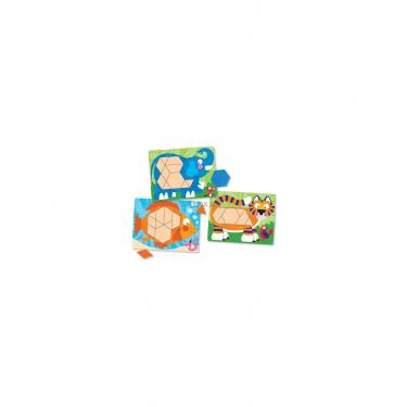 Развивающая игрушка Melissa&Doug Деревянная мозаика Животные Фото 1