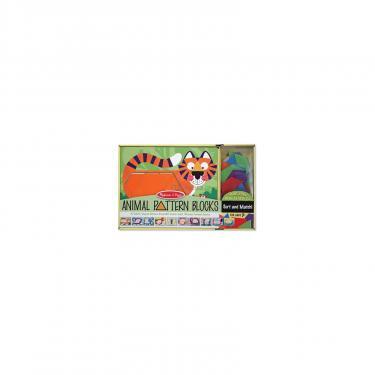 Развивающая игрушка Melissa&Doug Деревянная мозаика Животные Фото