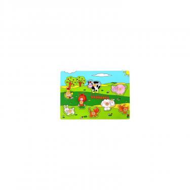 Развивающая игрушка WoodyLand Животные на ферме Фото