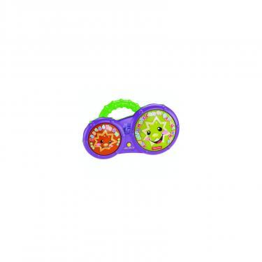 Развивающая игрушка Fisher-Price Интерактивное бонго (рус.) Фото