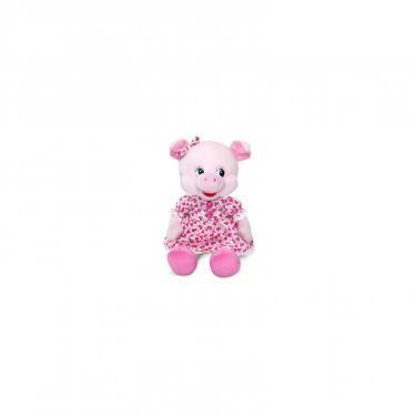 Мягкая игрушка Lava Свинка в платье с бантиком Фото