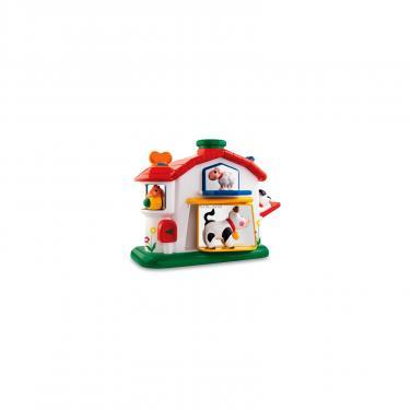 Игровой набор Tolo Toys Домик с животными Фото 1
