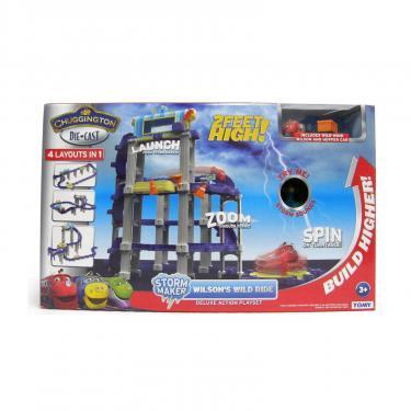 Игровой набор Tomy железная дорога Вилсон на скоростном спуске Фото
