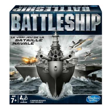Настольная игра Hasbro Морской бой Фото 1