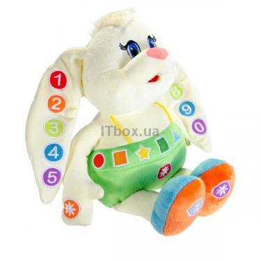 Развивающая игрушка Mommy Love Зайка-Знайка Фото 2