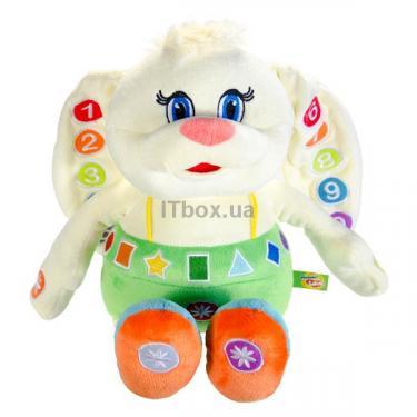 Развивающая игрушка Mommy Love Зайка-Знайка Фото