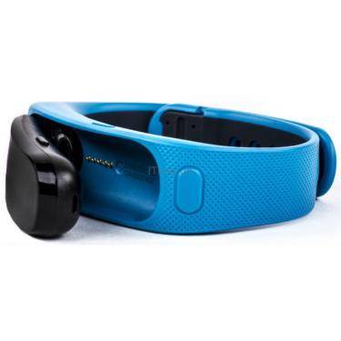 Фитнес браслет Huawei TALKBAND B1 blue Фото 2