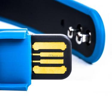 Фитнес браслет Huawei TALKBAND B1 blue Фото 3