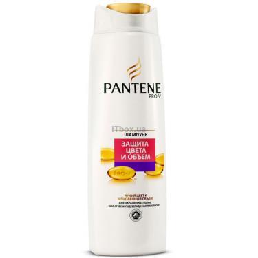 Шампунь Pantene Защита цвета и объем 400 мл Фото 1
