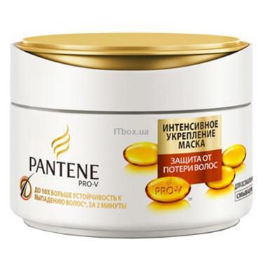 Маска для волос Pantene Защита от потери волос 200 мл Фото 1
