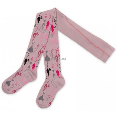 Колготки BNM для девочек розовые Фото 1