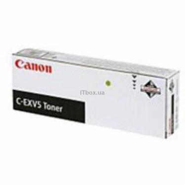 Тонер Canon C-EXV5 Black*2шт (для iR1600) Фото 1