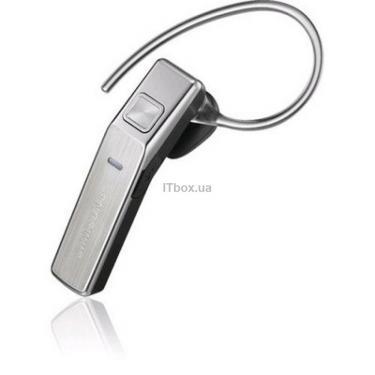 Bluetooth-гарнитура Samsung WEP 650 Silver Фото