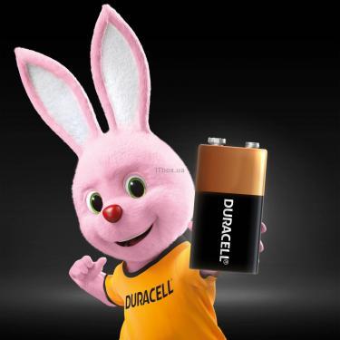 Батарейка Duracell Крона 9V * 1 Фото 2