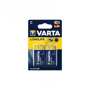 Батарейка Varta C Longlife Extra Фото 1