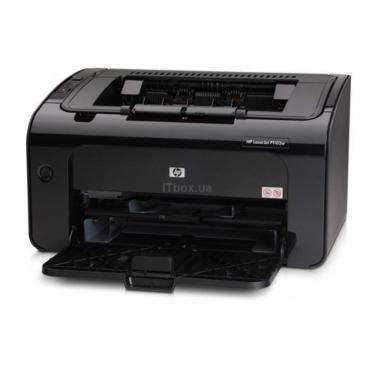 Лазерный принтер HP LaserJet P1102w Фото