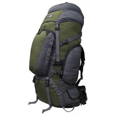 Рюкзак Terra Incognita Discover PRO 85 dark green / gray Фото