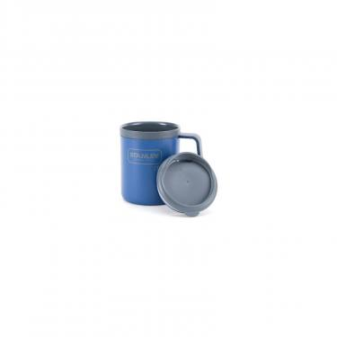 Термокружка Stanley eCycle 0,35 л темно-синяя Фото 2