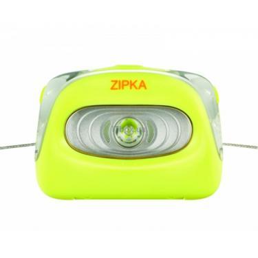 Фонарь Petzl ZIPKA yellow Фото 1