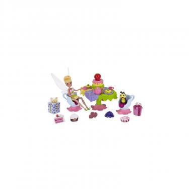 Игровой набор Disney Fairies Jakks Вечеринка феи Звоночек Фото 2