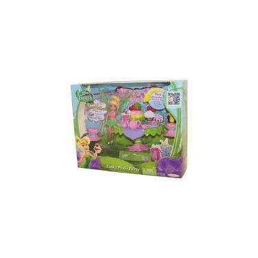 Игровой набор Disney Fairies Jakks Вечеринка феи Звоночек Фото