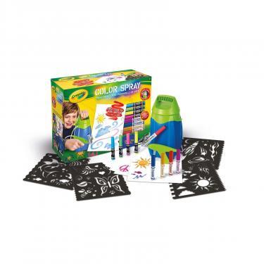 Набор для творчества Crayola Аэрограф Фото 1