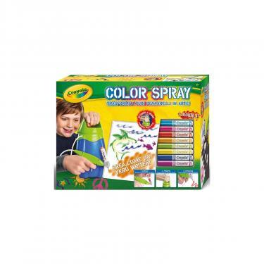 Набор для творчества Crayola Аэрограф Фото