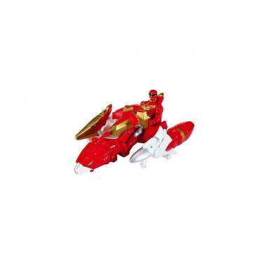 Фигурка Power Rangers Зорд Skyick и Красный рейнджер Фото
