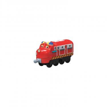Интерактивная игрушка Tomy Паровозик-патрульный Вилсон Фото