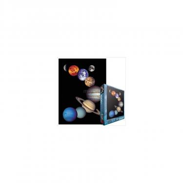 Пазл EuroGraphics Солнечная система Фото