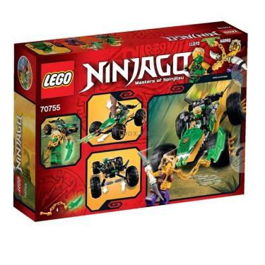 Конструктор LEGO Рейдер джунглей Фото 4