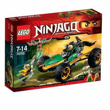 Конструктор LEGO Рейдер джунглей Фото 1