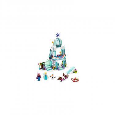 Конструктор LEGO Блестящий ледяной замок Эльзы Фото 2