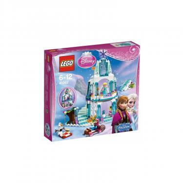 Конструктор LEGO Блестящий ледяной замок Эльзы Фото 1