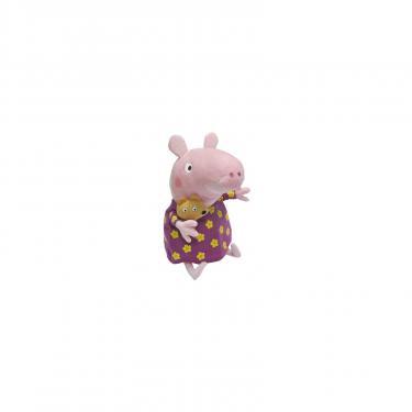 Мягкая игрушка PEPPA Пеппа с  игрушкой (40 см) Фото
