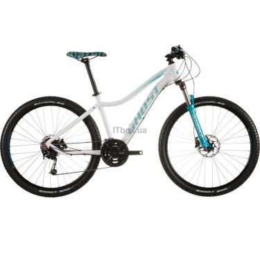 Велосипед Ghost Lanao 3 XL 2015 Orange/Petrol/Dark petrol Фото