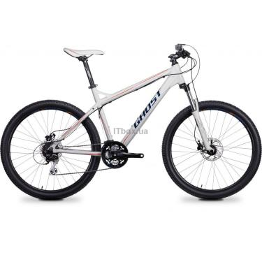 Велосипед Ghost SE 1800 52 2014 White/Orange/Petrol Фото