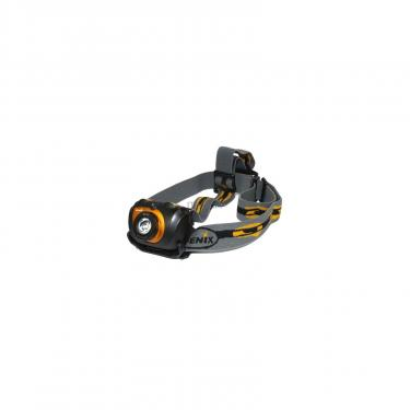 Фонарь Fenix HL30 Cree XP-G (R5), черно-желтый Фото 1