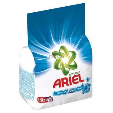 Стиральный порошок Ariel 2в1 Lenor Effect 1,5 кг Фото