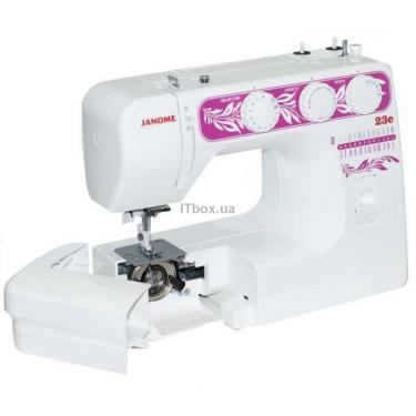 Швейная машина JANOME 23е Фото 1