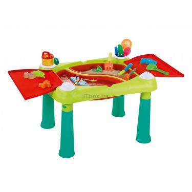 Детский стол Keter Sand & Water Table May Greenish Фото