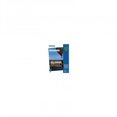 Бумага EPSON A4 Premium Semigloss Photo Paper Фото 1