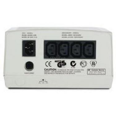 Стабилизатор APC Power regulator/ conditioner 600VA Фото 2
