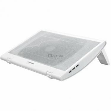 Подставка для ноутбука Deepcool WINDWHEEL WHITE Фото 1