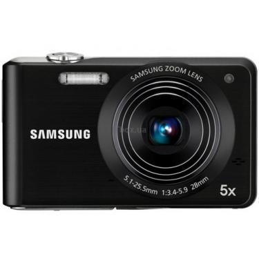 Цифровой фотоаппарат Samsung PL80 black Фото 1